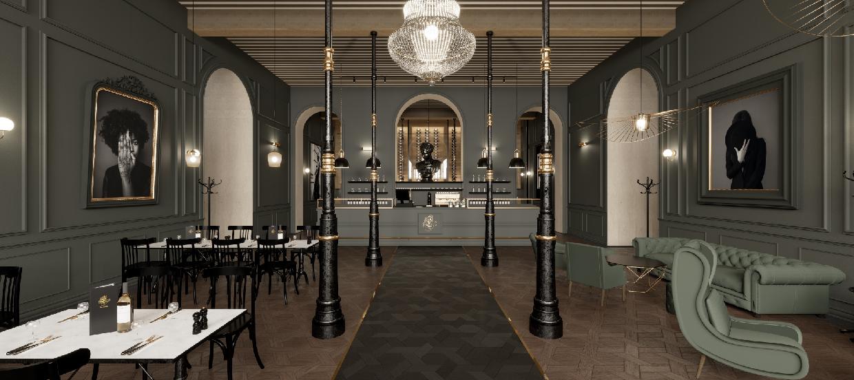 Architecte intérieur restaurant Gard
